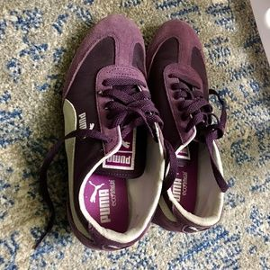 Puma sneakers size 6